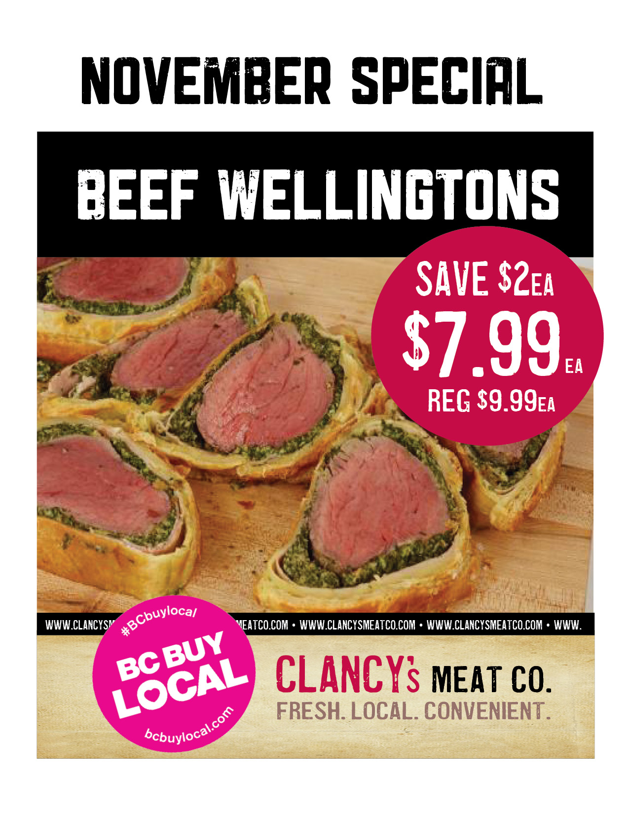Clancys November 2018 Special Beef Wellingtons.jpg