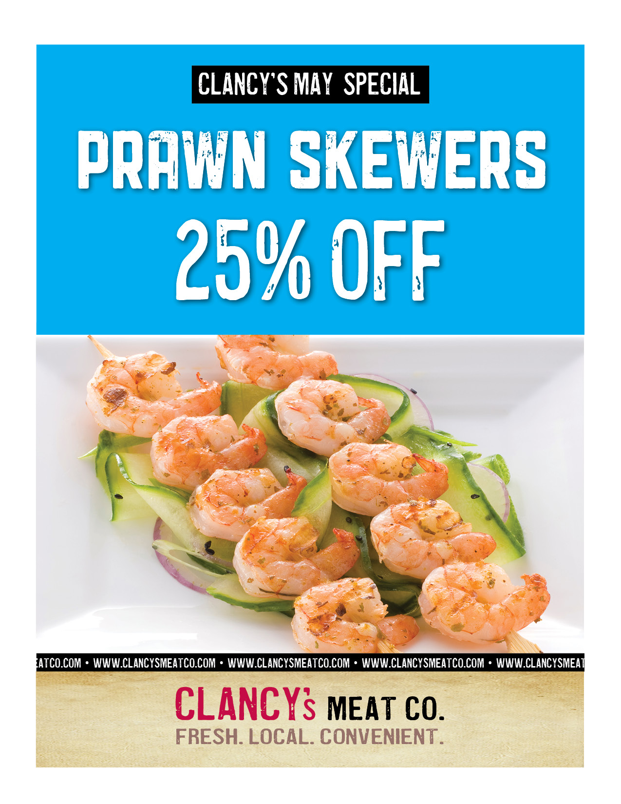Clancys May 2019 Prawn Skewers Special.jpg